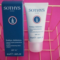 Sothys Athletics Hydra-protecting Face Cream SPF15