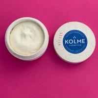 Testissä Kolme Cosmetics Kehäkukka kasvovoide